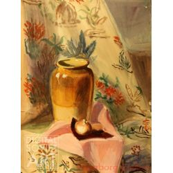 Still-life with Jar – Без названия