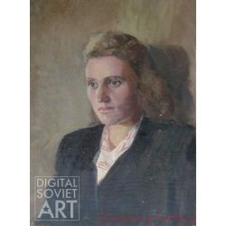Portrait of Woman – Без названия