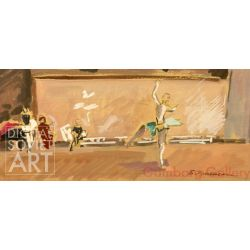 Sketch of Ballerinas – Без названия