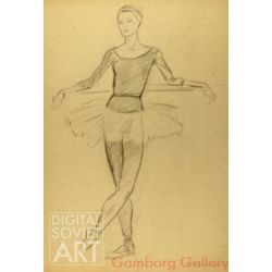 Sketch of Ballerina – Без названия