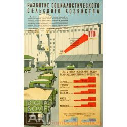 Development of the Socialist Agriculture – Развитие социалистического сельского хозяйства