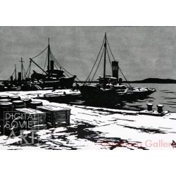 Harbour. The First Snow – Порт. Первый снег