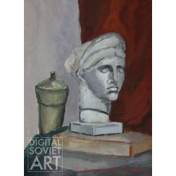 Still-life with Bust – Без названия