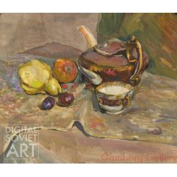 Still-life with Teapot – Без названия