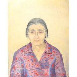 Portrait of Old Woman – Без названия
