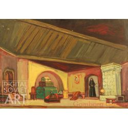Set design for Theatre Play – Без названия
