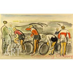 Bicycle Racers – Велогонщики
