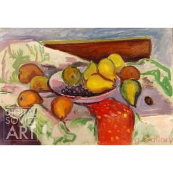 Still Life with Pears and Grapes – Без названия