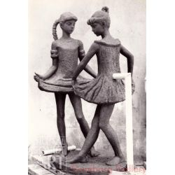 Two Young Ballerinas – Без названия