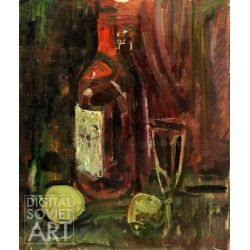 Still Life with Bottle – Без названия