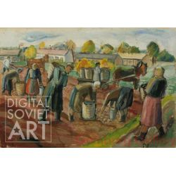 Potato Harvest – Без названия