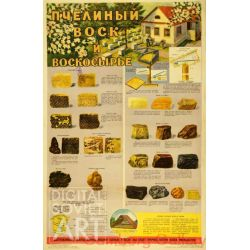 Bee Wax and Wax Base Products – Пчелиный воск и воскосырье