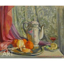Still-life with Oranges – Натюрморт с апельсинами